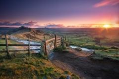 MamTor Sunrise (Copyright Phil Sproson )