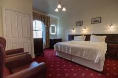 Room 8 - FLEXI ROOM can be made up as Twin or Kingsize Double - Access 38 steps